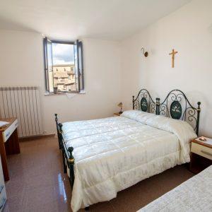 camera tripla il monastero bevagna